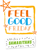 Contact Me. Feel Good Friday Logo - WebHealer